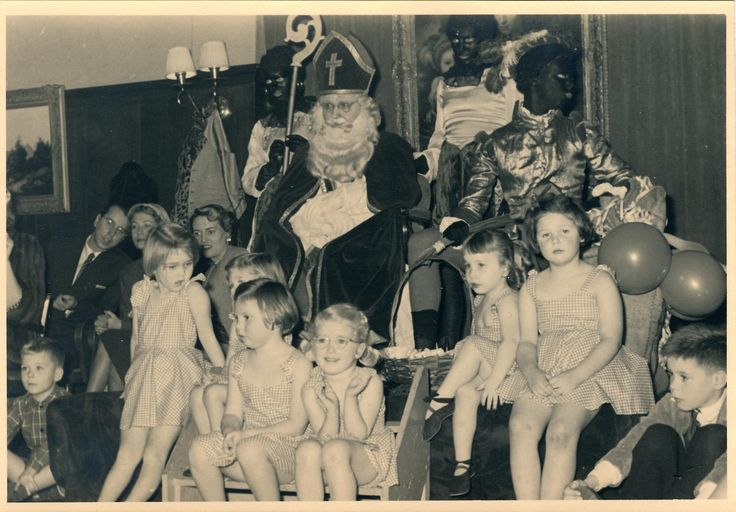 Haagse familie jr. 50   Sinterklaasfeest