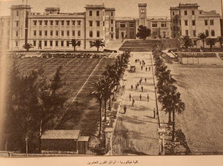 Victoria College in Alexandria 1902