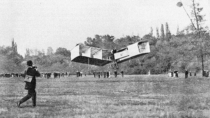 Santos Dumont X Irmãos Wright: Os principais fatos e argumentos - Canal Piloto