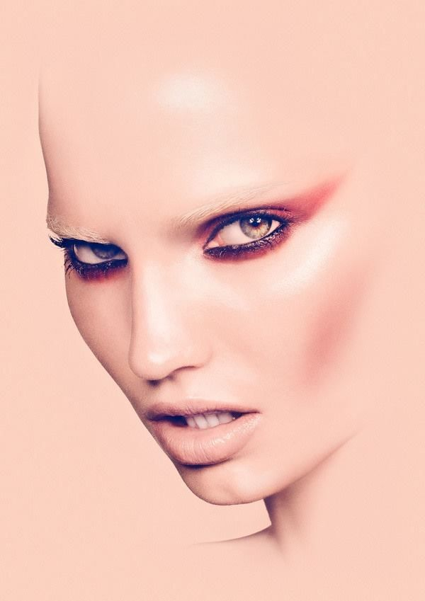 Institute Magazine. Plastic Beauty. In love with this image.