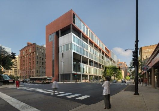 William Jones College Preparatory  / Perkins+Will