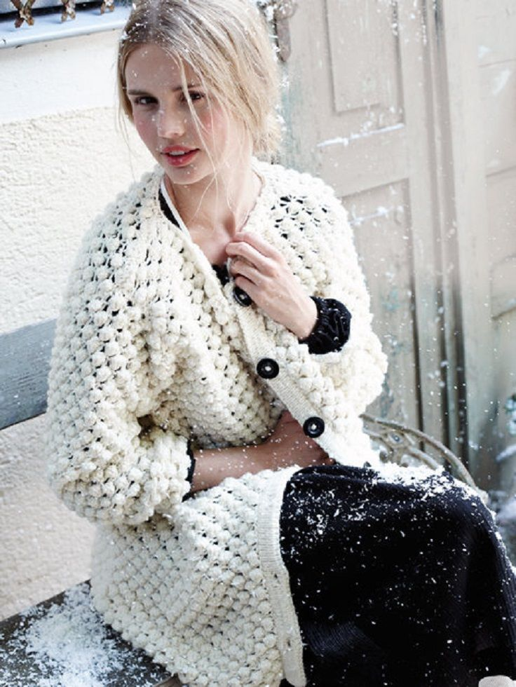 Top 10 Best Sewing Patterns for Cozy Winter Cardigans