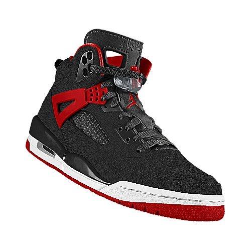 Pinterest Jordan Spizike Black And Red