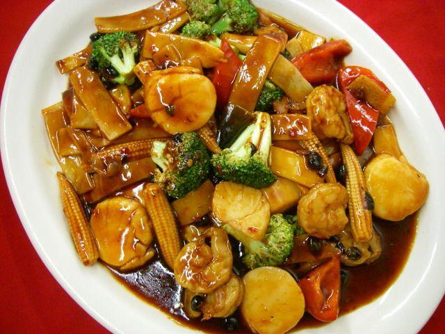 Hunan Shrimp Shrimp And Scallop Hunan Style Photo By S7 Coco On 06 09 2010 6 8 Food