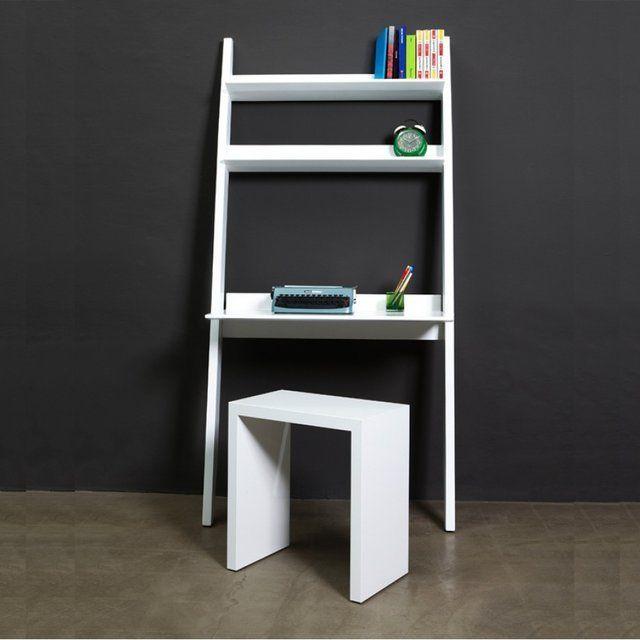Diy Bookcase Kitchen Island: Best 25+ Bookshelf Desk Ideas On Pinterest