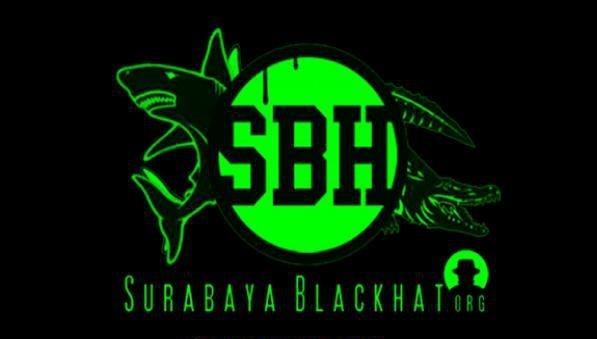 Logo Surabaya Black Hat
