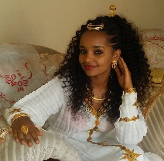 Best Ethiopia Images On Pinterest Ethiopia Blouses And - Ethiopian new hairstyle