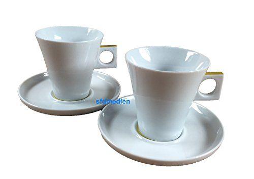 Cappuccino Tassen Nescaf�, Dolce Gusto 2er Set