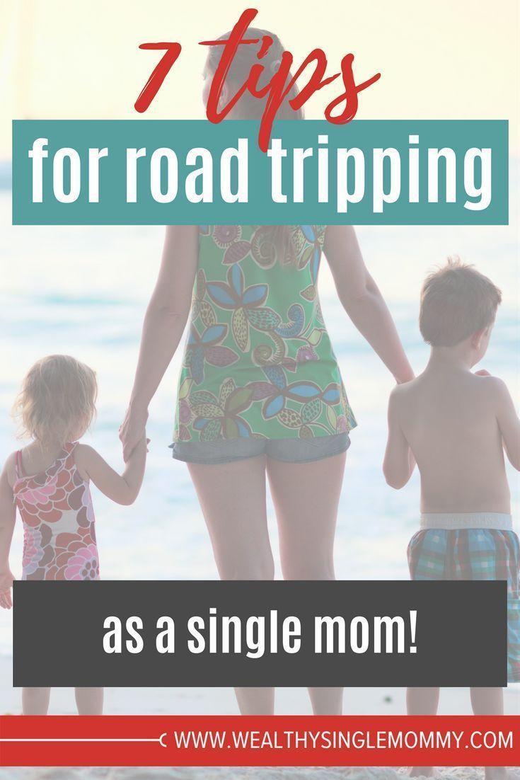 7 tips voor het maken van een roadtrip met kleine kinderen als alleenstaande moeder