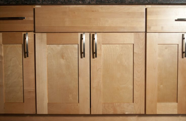 Photos Natural Maple Shaker Style Cabinet Doors Google