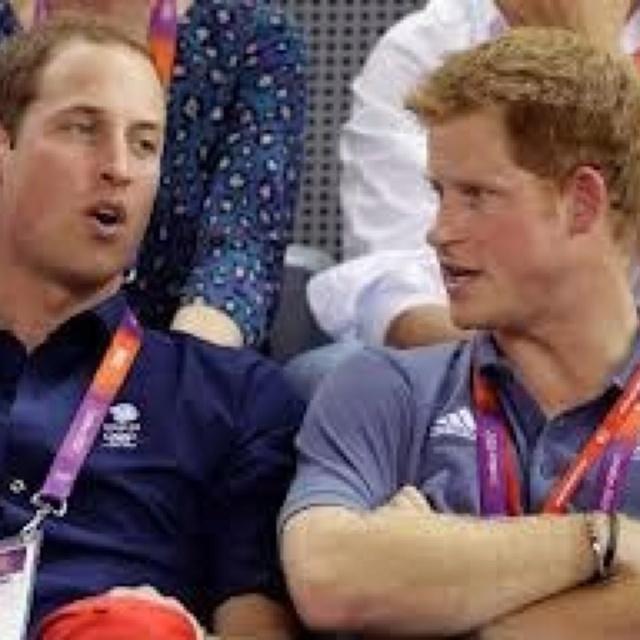 Prince William & Prince Harry: Prince William