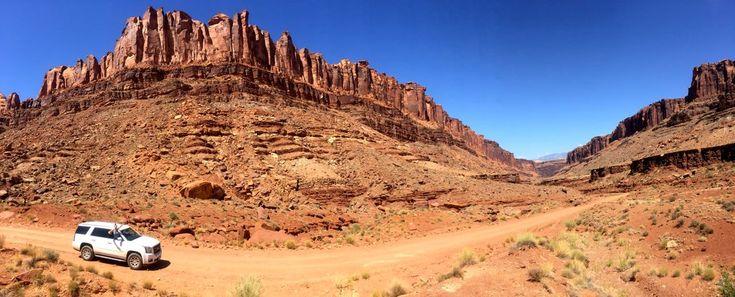 Canyonland. Czy można przedawkować kaniony?