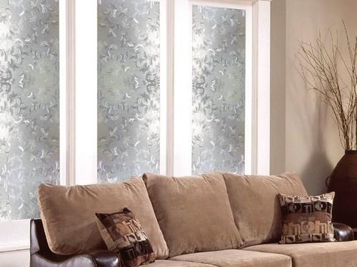 (€ 14,- /m) LINEA GLC1041 Top Qualität Fensterfolie Sichtschutz Glas Dekor Milch