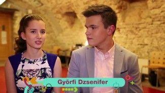 AZ ÉNEK ISKOLÁJA / Győrfi Dzsenifer és Varga Dávid: Something Stupid / tv2.hu / TV2