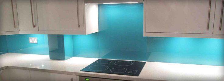 Köksglas – Glaspanel i Kök istället för Kakel - Klar Design
