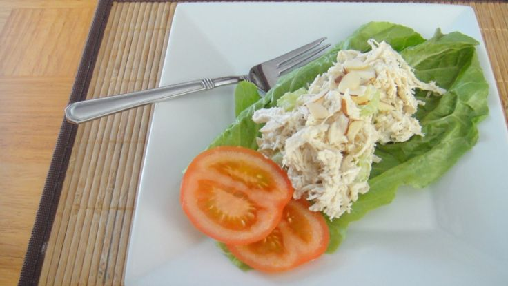 Basic Chicken Salad Weight Watchers Recipe