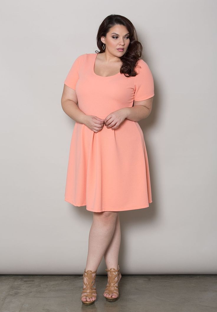 Plus Size Dresses | Joyce Dress | Swakdesigns.com