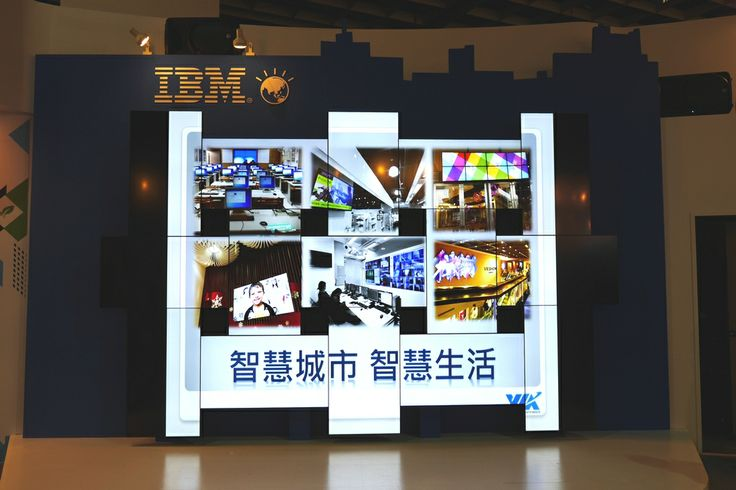The 15-panel VIA architectural video proved to be a popular attraction at the 2014 Smart City Expo, held by IBM last week in Taipei. Providing a focal point in the cinema area of the event, the video wall stimulated great interest in the crowd for potential integration opportunities across a wide range of smart facilities including transportation, healthcare and buildings. http://signage.viatech.com/en/about/latest-news_04.jsp