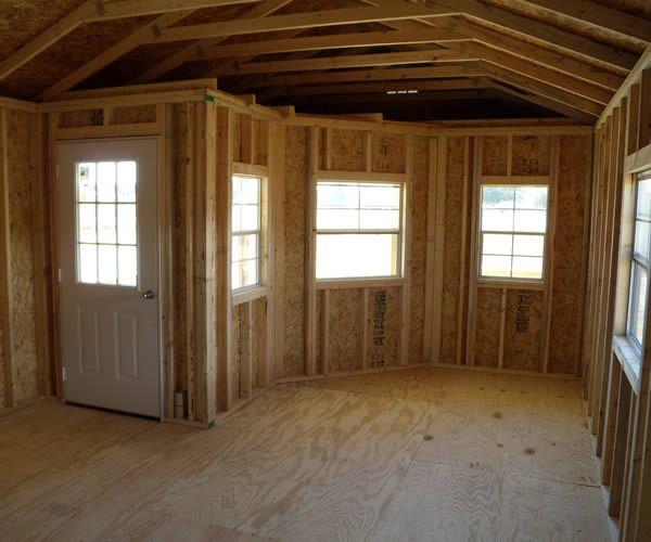 derksen cabin finished interior joy studio design gallery best design. Black Bedroom Furniture Sets. Home Design Ideas