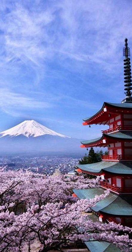 Mt. Fuji, Japan. Libertad de espíritu, Soka Gakkai España.