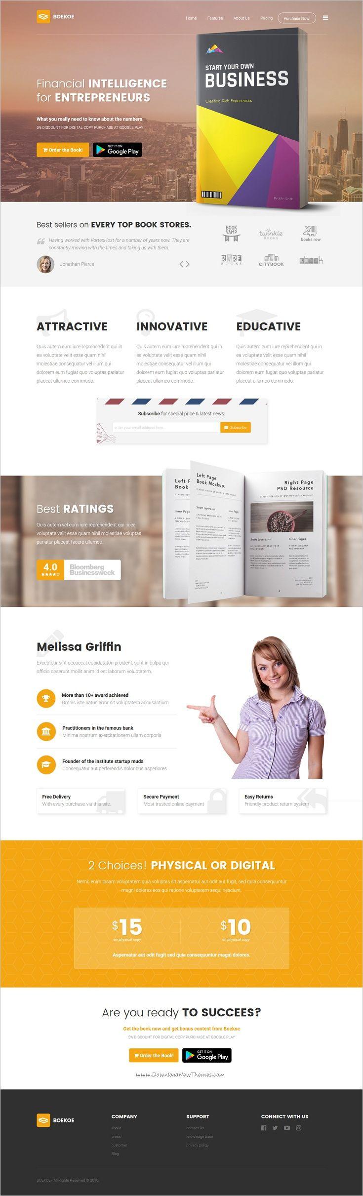 642 best Website Designs images on Pinterest | Design websites ...
