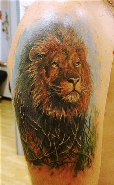 17 meilleures id es propos de tatouage lion sur pinterest tatouage de rasta et tatouage de. Black Bedroom Furniture Sets. Home Design Ideas