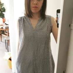 Learn how to sew A Verb for Keeping Warm's most popular pattern: the Endless Summer Tunic. This flattering tunic will be a staple in your summer wardrobe and works just as well with layers in cooler seasons. The patternmaker, Tasa Gleason, walks you through the process of selecting fabric,...