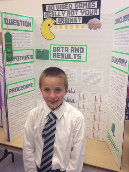 Great Science Fair Ideas