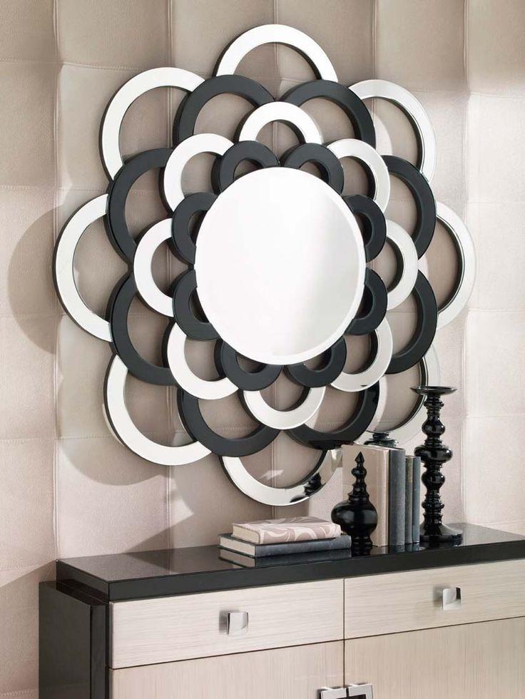 Espejos Originales de cristal LETONIA. Decoracion Beltran, tu tienda online en espejos de cristal. www.decoracionbeltran.com
