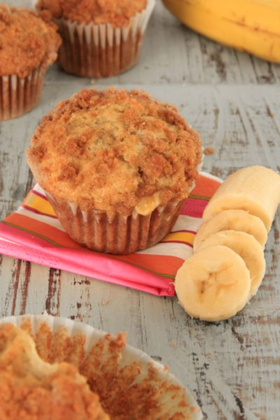 Biggest Loser Banana Muffins