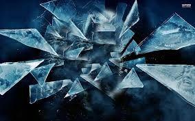 Bildergebnis f r broken glass pieces broken pinterest for What to do with broken mirror pieces
