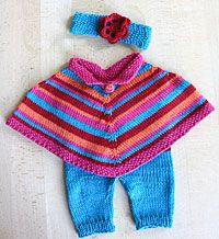 Strikkeopskrifter til BabyBorn dukke