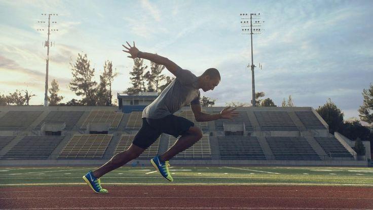 Nike Flyknit spot with Kobe Bryant, Richard Sherman, Allyson Felix, Ashton Eaton & Mo Farah.