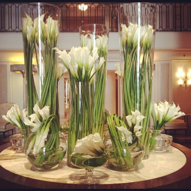 hotel floral arrangements | ... and majestic arrangement at @Beverly Wilshire (A Four Seasons Hotel