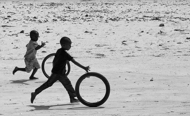 Belajar Mengatur Diri Sendiri, Anak-anak Jalanan ini Bahagia (1)