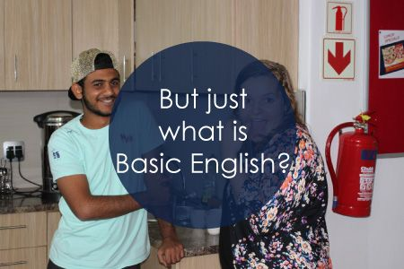 So, we basically said that Basic English is basic. But what exactly does that mean? Find out in today's blog post.Click VISIT for more English learning hints and tips from the Oxford English Academy blog.#oxfordenglishacademy #learnenglish #learnenglishcapetown #englishcourse