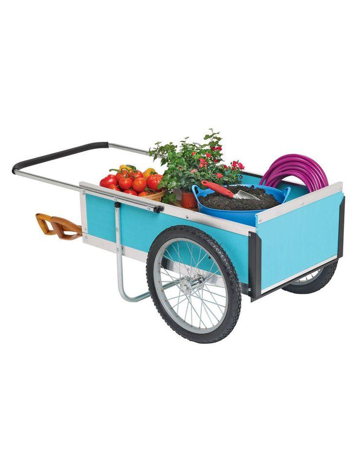 Medium Garden Cart | Garden Wagon | Yard Cart | Made In Vermont