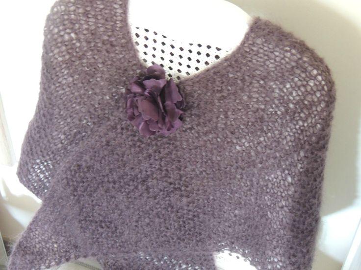 Châle laine fonty                                                                                                                                                                                 Plus