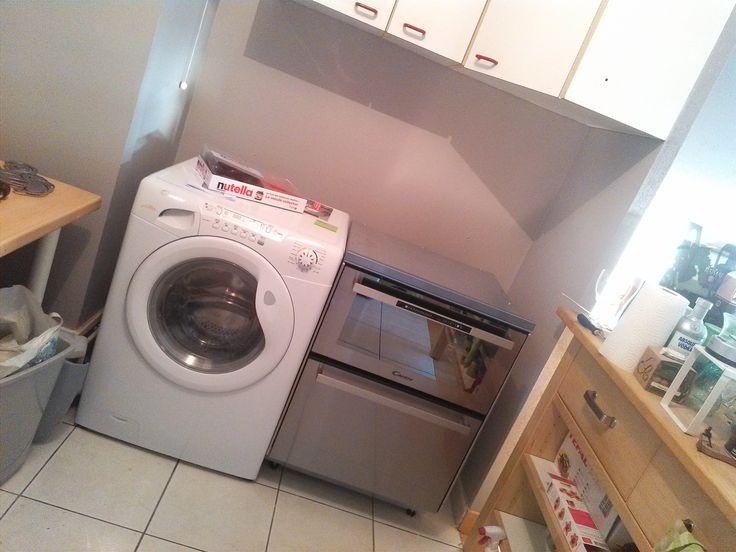 Candies : machine à laver séchante & four lave-vaisselle