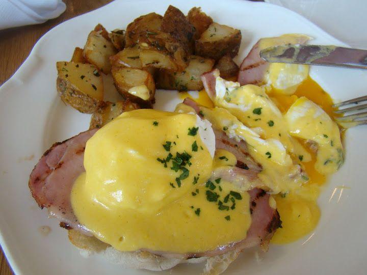 uova alla benedict di New York – Viaggiare come mangiare