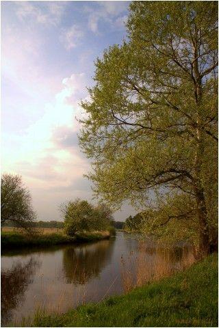 ist eine Landschaft in Niedersachsen nördlich von Bremen.