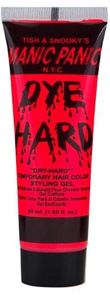 Electric Lava Red Dye Hard Manic Panic Styling Gel 1.66 oz. * You can get additional details at the image link.
