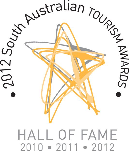 Sinclair's Gully winery is stoked to be in the SA tourism Hall of Fame for Sustainable Tourism!