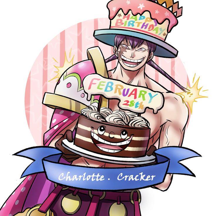 Big Mom Crew Charlotte Cracker Sweet Commanders One Piece