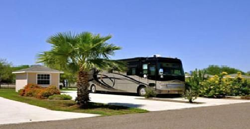 A Few Suggestions on Handling Class Motor Homes in High Wind
