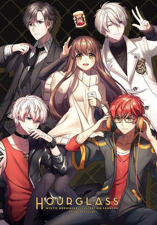 anime, seven, and zen 이미지