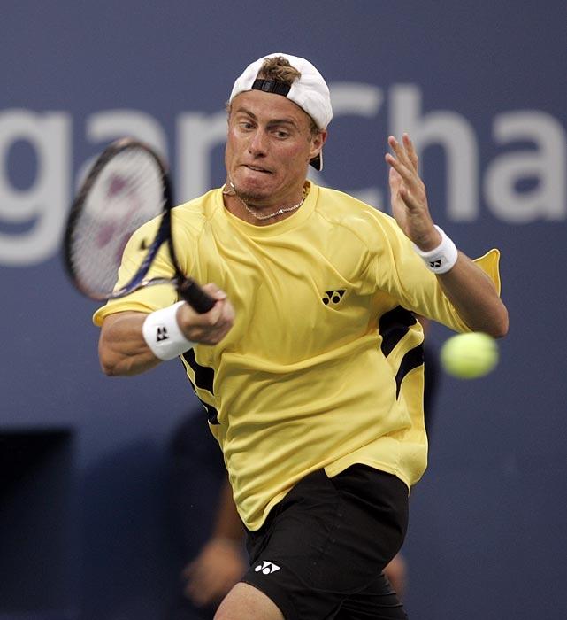Lleyton Hewitt - Australia - All-Time No. 1s in Men's Tennis
