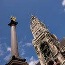 FREE TOUR of Munich starting every day at Marienplatz. Pickup at Hauptbahnhof. Learn about Hofbräuhaus, Oktoberfest, Glockenspiel, Frauenkirche and much more, for free. SANDEMANs NEW Munich Tours in Europe.