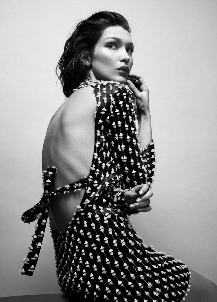 Harpers Bazaar Australia August 2016 Bella Hadid by Georges Antoni-7 #editorials #style #editoriasdemoda