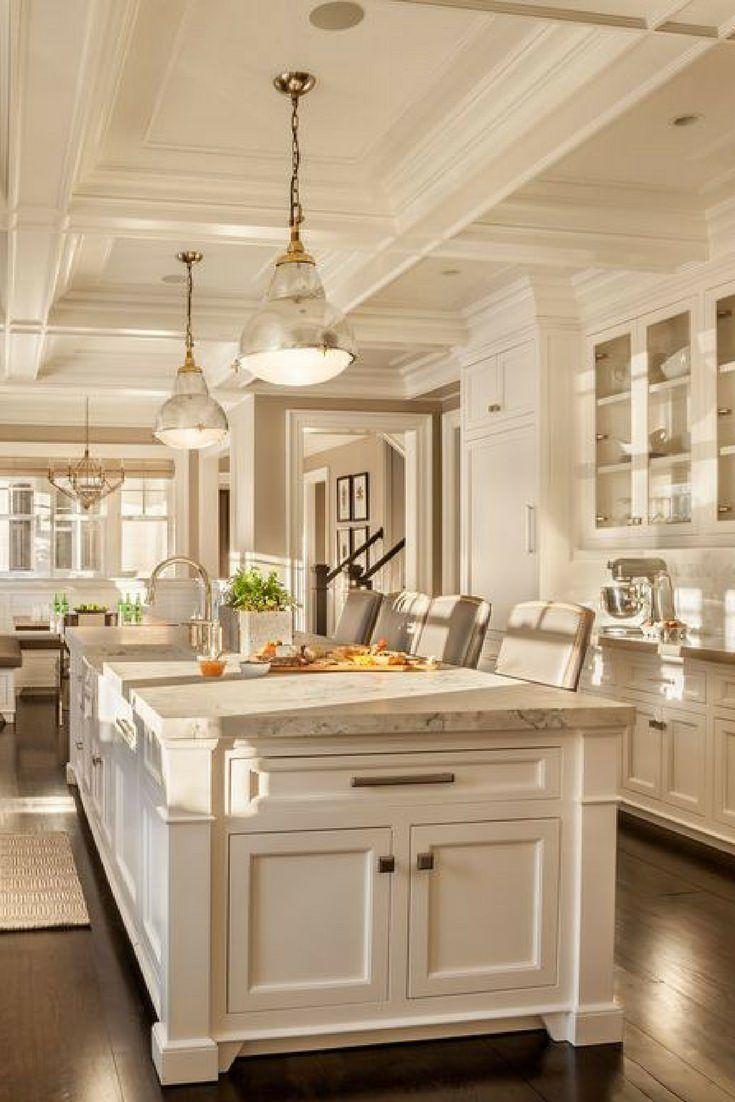 Luxury Kitchen Cabinets 31 Custom Luxury Kitchen Designs (Some $100K Plus) | Elegant